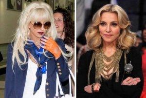 LadyGaGa vs Madonna