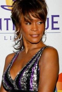 "Whitney is back in 2009 with her new single ""I Didn't Know My Own Strength"""