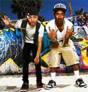 "New Boyz ""You're a Jerk"" now #24 on the US Billboard Hot 100"