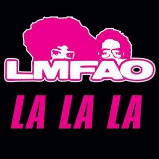 """Click to play the """"La La La"""" music video"""