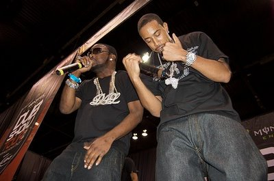 Shawty Lo and Ludacris