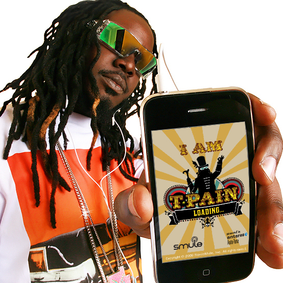 "Click pic to play ""Take Your Shirt Off"". I Am T-Pain iPhone app on sale now"