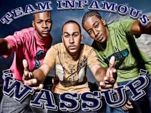 ATL group Team Infamous is hot on the streets right now