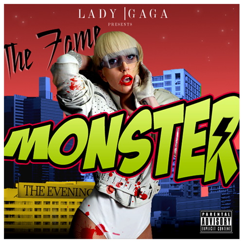 The Fame Monster bloody