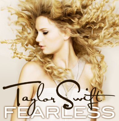 Prediction - Album of the Year: Taylor Swift, Fearless